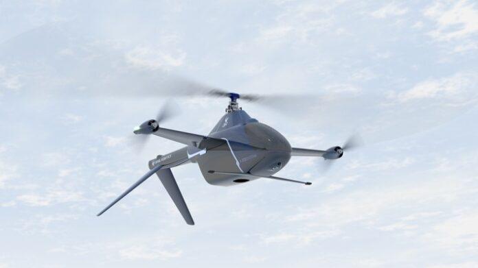 Der rein elektrisch angetriebene GT20 Gyrotrak ist das erste Modell von Airial Robotics, das auf dem neuen, hybriden Konzept beruht. Weiterer Text über ots und www.presseportal.de/nr/146663 / Die Verwendung dieses Bildes ist für redaktionelle Zwecke honorarfrei. Veröffentlichung bitte unter Quellenangabe: