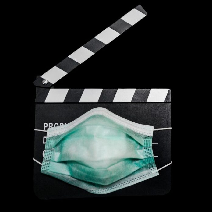 Auch für Filmproduktionen ist die Corona-Pandemie eine große Herausforderung. Die Verwendung dieses Bildes ist nur in Verbindung mit der Pressemitteilung und nicht zu anderen Zwecken gestattet. Weiterer Text über ots und www.presseportal.de/nr/18978 / Veröffentlichung bitte unter Quellenangabe: