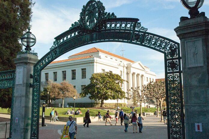 Sproul Hall eingerahmt von Sather Gate / EBS Universität: Neuer Master-Studiengang