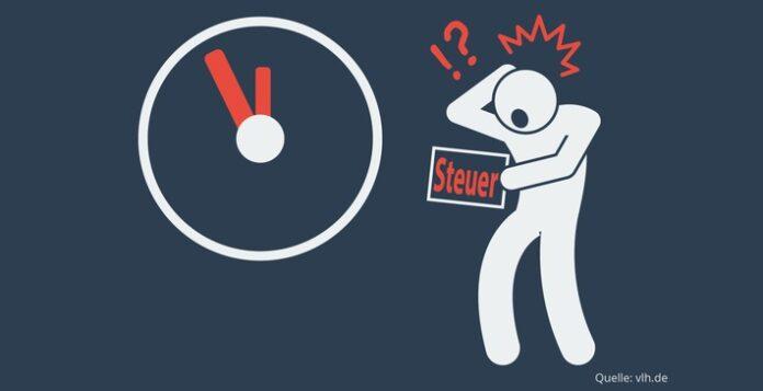 Stichtag 31. Juli: Wer die Steuererklärung zu spät abgibt, muss zahlen. Weiterer Text über ots und www.presseportal.de/nr/69585 / Die Verwendung dieses Bildes ist für redaktionelle Zwecke honorarfrei. Veröffentlichung bitte unter Quellenangabe: